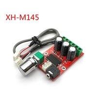 XH-M145 оригинал высокого разрешения цифровой усилитель в классе D аудио усилители DC12V HD YDA138-E