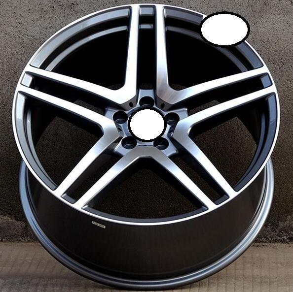 20x8.5 20x9.5 5x112 Car Aluminum Alloy Rims Fit For