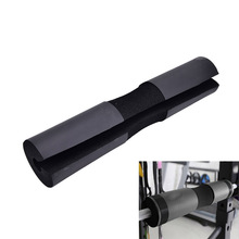 Barbell Pad Bar Gym Up Weight Lifting Fitness Squat Shoulder Grip Pull Neck