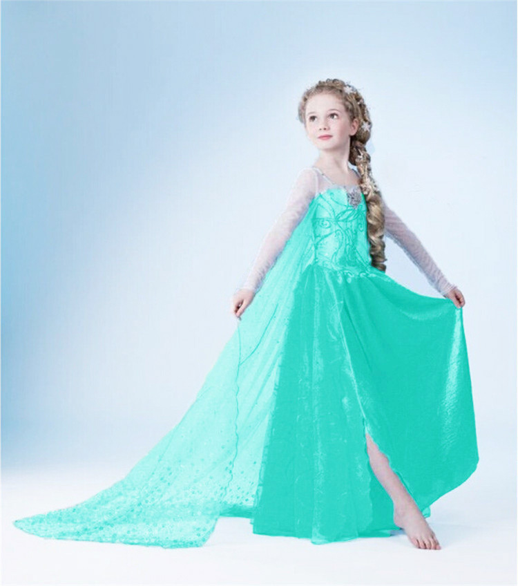 Online Shop 2015 girls kids princess dream dresses Girls patterns ...