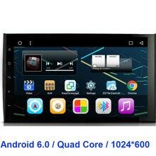 Android 6.0 Quad Core 9 pouce 2 din VOITURE Radio DVD GPS lecteur POUR Porsche Cayenne 2003 2004 2005 2006 2007 2008 2009 2010 WIFI