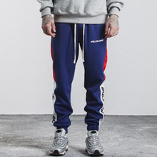 ZOGAA Letter Printed Loose Sport Pants Jogging Pants Gym Hombre Mens Sportswear Pocket Running Pant Joggers Men Sport Sweatpants