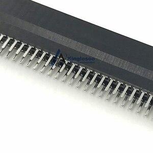 Image 4 - Termostabilità di alta qualità 64 Spille connettore slot per schede per il SEGA MEGA DRIVE MD Genesi console di gioco parte di Ricambio
