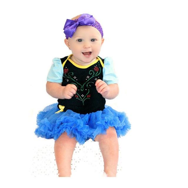 Baby girls bodysuits newborn baby princess dress costume for kids anna elsa 2pcs Sets baby girls  sc 1 st  AliExpress.com & Aliexpress.com : Buy Baby girls bodysuits newborn baby princess ...