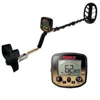 FS2 Professional Fisher Gold Bug High Sensitivity Gold Detector G2 Underground Metal Detector Gold Detector Waterproof