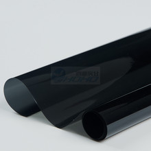 Высокая теплоотдача анти-Scrach черная Тонировочная пленка для стекол 15% VLT нано керамическая оконная пленка HIR15100 1,52X15 M/5FTX50FT