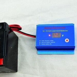 Image 2 - Nieuwe Ontworpen Intelligente Puls Auto Batterij Desulfator Rejuvenator Reconditioner Met Disconnect Kabels
