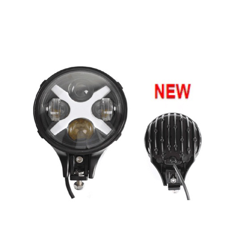 1pcs High power high low beam led driving light 60w led Auxiliary Light 6