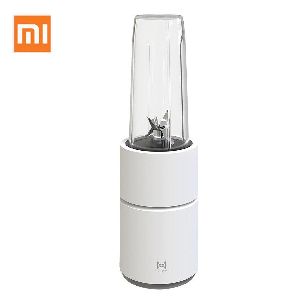 Xiaomi Pinlo alta velocidade Liquidificador 450 ml portátil mini Espremedor de frutas vegetal Misturador Processador De alimentos Moedor de carne de soja Triturador de gelo