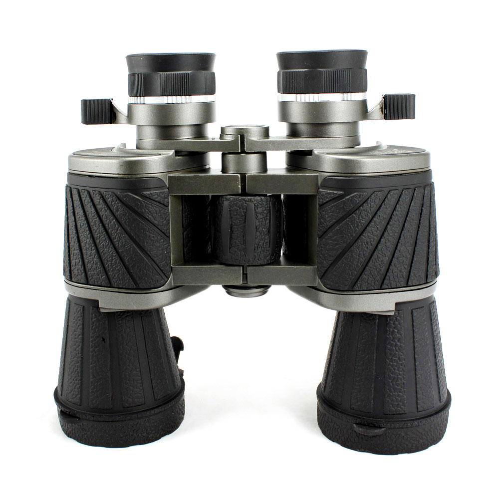 Baigish 10x50 Binoculars Military Telescope Bak4 binocular Zoom Professional football Hunting High Quality Powerful Genuine DM