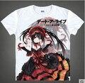 Японские аниме дата эфире движение одежда футболка лолита kawaii девушки парни футболки