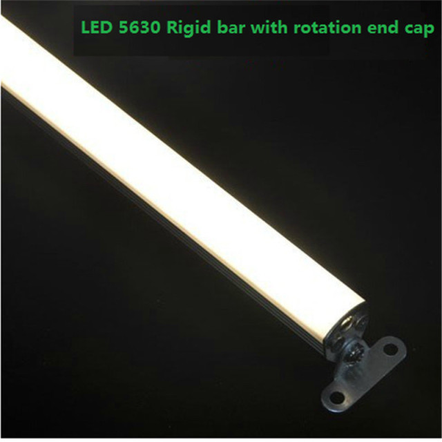 US $90 0 |Free shipping 10pcs/lot Samsung 5630 led bar light ,cabinet led  rigid bar 18W/M led hard strip LHS 56 001 IP20-in LED Strips from Lights &