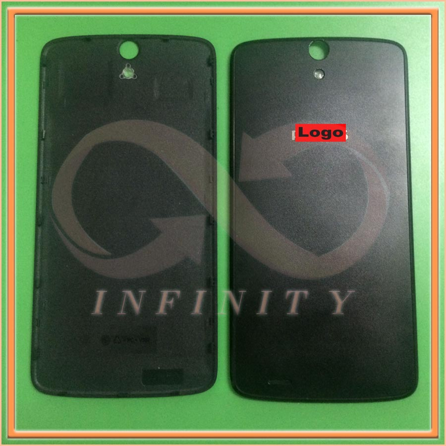 In Stock 100% Original With LOGO Case For Philips Xenium V387 CTV387 mobile phone back Battery cover + Tracking Number