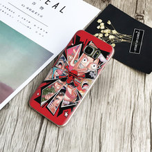 One Piece Anime Theme Phone Case For Samsung (10 Styles)