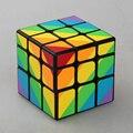 YongJun Test de Inteligencia 57mm 3x3x3 Velocidad Cubo Mágico Puzzle Cubos Molde Cubierto Juguetes Educativos Especiales para Los Niños Niño