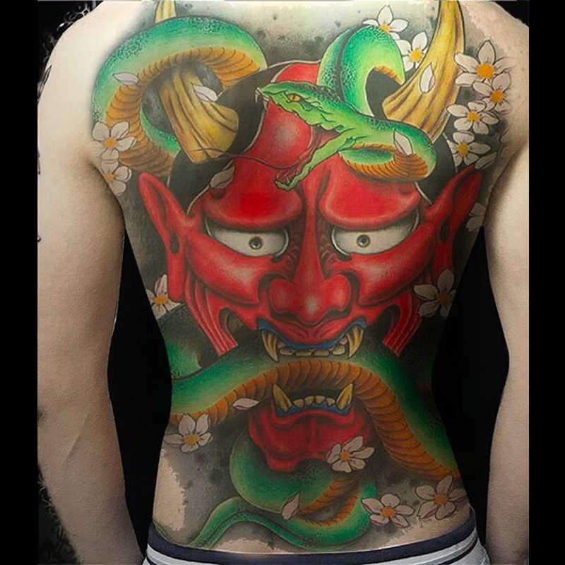 Detalle Comentarios Preguntas Sobre Tatuaje Temporal Dios Del Dragón