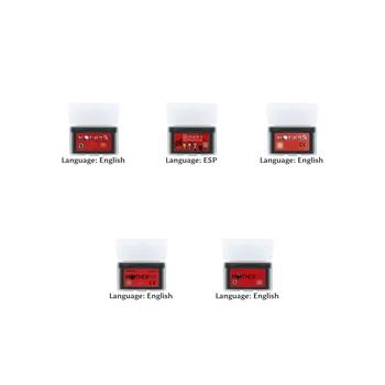 32 Bit Video Game Cartridge Console Card Mother Series US/EU English Language ESP Spanish Language