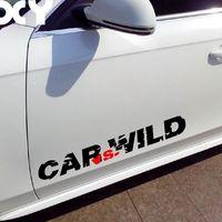 Araba Styling Araba Aksesuarları Yansıtıcı Tip Araba Çıkartmaları Vinil Film Araba Çıkartmaları Otomobiller Çıkartmaları Damla Nakliye