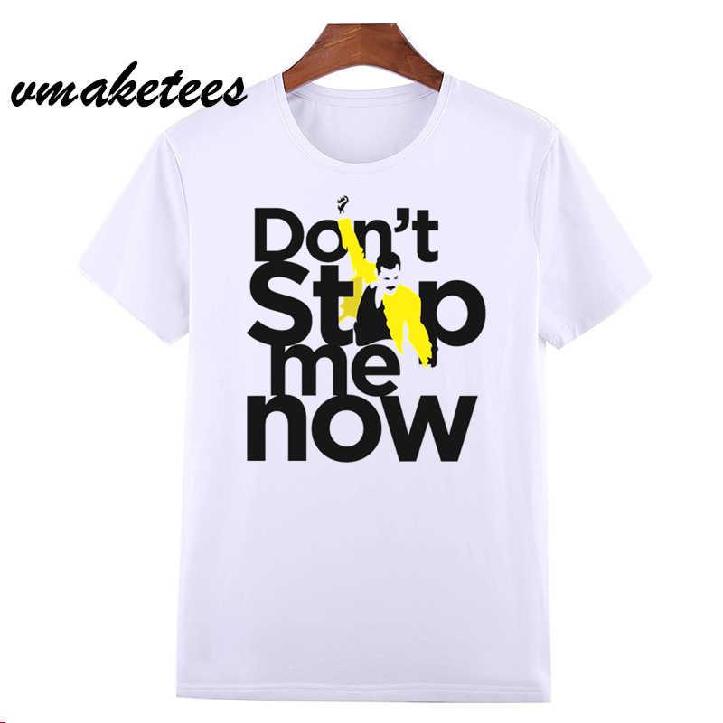 The queen Band Фредди Меркурий Летняя мужская футболка с коротким рукавом и круглым вырезом модная футболка Harajuku крутая Мужская футболка HCP4535