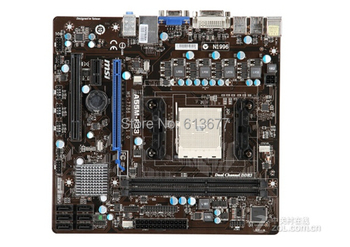 Free shipping original motherboard for MSI A55M-P33 Boards  FM1  DDR3  RAM 16G Desktop Motherboard