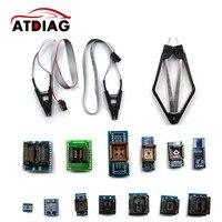 Original New 13 PCS Universal Adapter Socket IC Extractor For Programmer TL866A TL866CS EZP2010 G540 Free