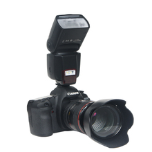 Wansen ws-560 speedlite de luz de flash led para nikon canon olympus pentax modelo universal