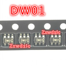 100PCS DW01 SOT23-6 SOT SMD new and original 50pcs dw01 sot23 6