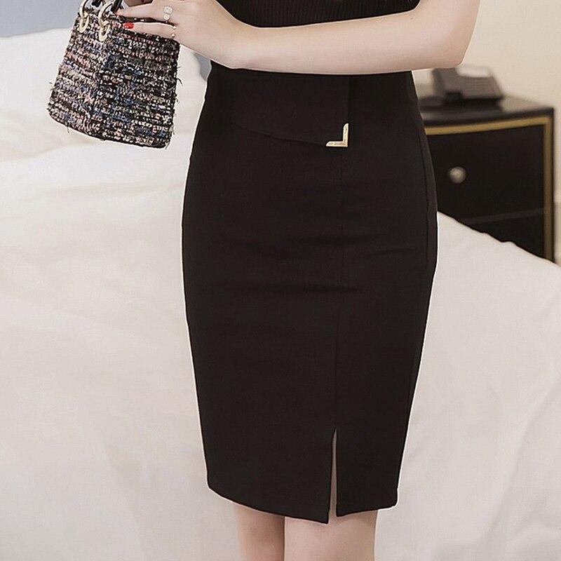 aliexpress buy vintage high waist pencil skirt