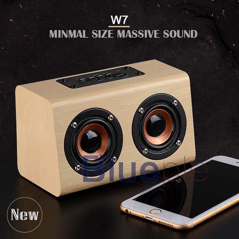 Wood bluetooth speaker (4)