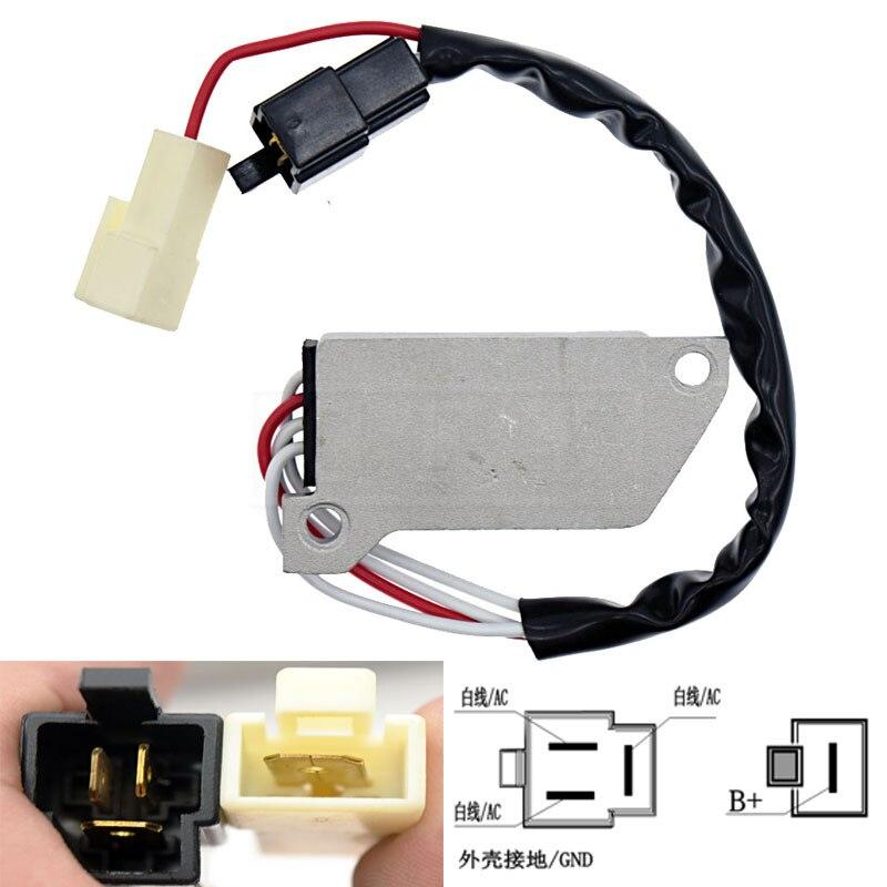 Voltage Regulator Rectifier for Yamaha XV535 XV700 XV750 XV1100 VMX1200 Virago SH569A-12 42X-81960-A1 42X-81960-A1-00