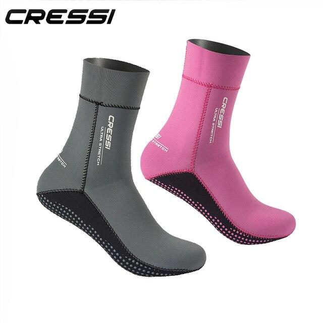 8cc8a265681c € 29.15 |Aliexpress.com: Comprar Cressi 1,5mm Ultra elástico de buceo  neopreno calcetines snorkel natación buceo calcetines para adultos de scuba  ...