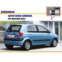 Cámara de Visión Trasera Para Hyundai Getz Liislee i10/Copia de seguridad para Estacionarse en Reversa Cámara/HD CCD de Visión trasera