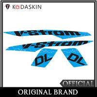 KODASKIN Motorcycle 2D Fairing Emblem Sticker Decal for SUZUKI DL250