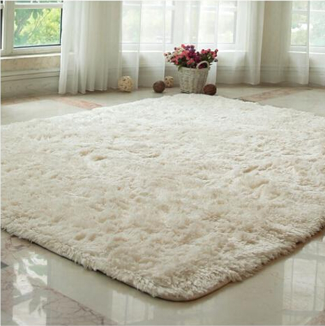 100cm*120cm Quality Shaggy Carpets Rugs Small Medium Large Size Room Mats Extra Soft Carpet Mat / Rug for Kids living room