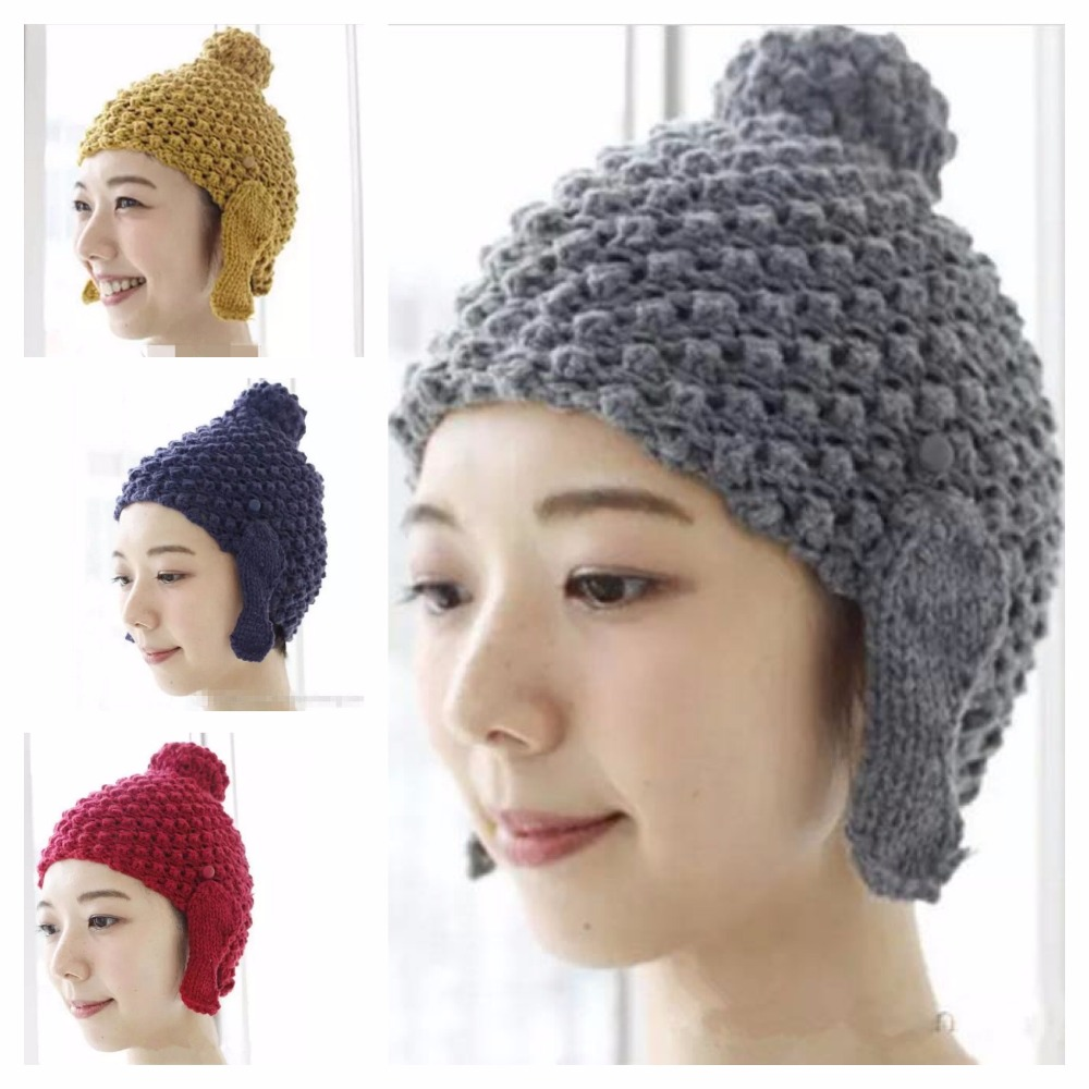 Shakyamuni Buddha Rulaifo bonze escargots /knitted bomber creative toy hats winter warm fancy knitting earflap cap 5 color свитшот print bar buddha shakyamuni