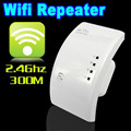 2016 New Hot Sale 300 Mbps Wifi Repeater Wireless-N AP wlan 802.11N Range Extender Sinal Amplificador Impulsionador branco REINO UNIDO/EUA/UE/UA