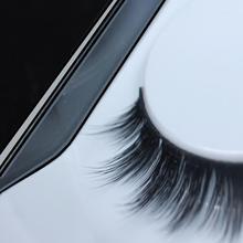 GLESUM natural false eyelashes fake lashes long makeup 3d mink extension eyelash for beauty