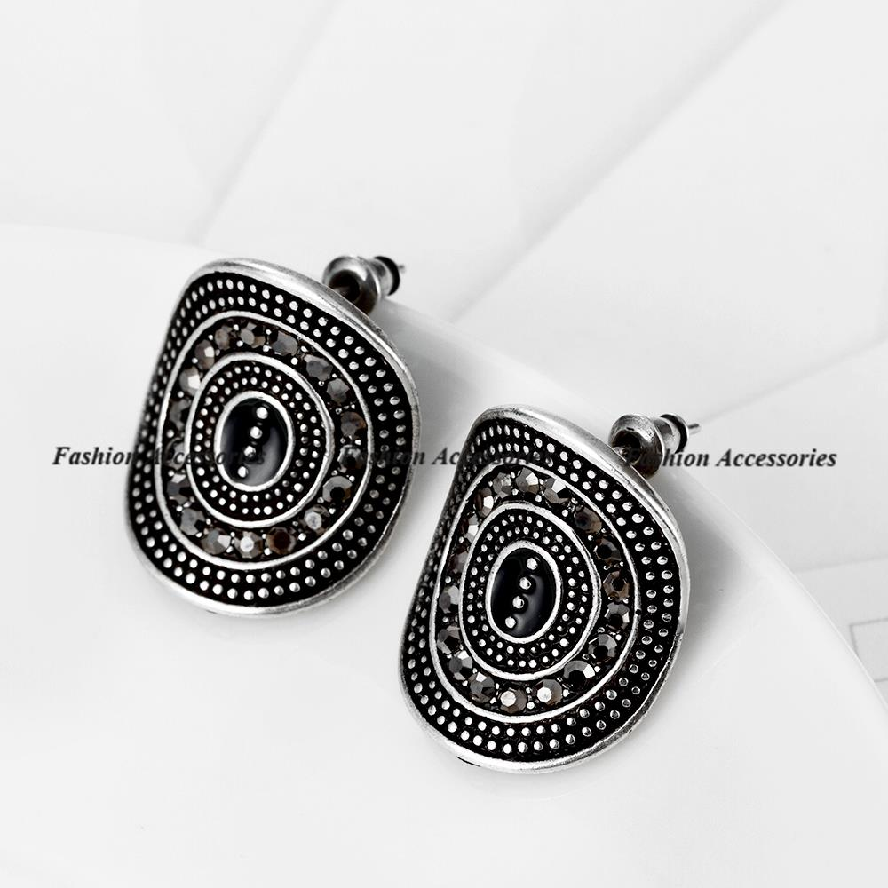Aliexpress : Buy Black Antique Clip On Earrings Vintage Magnetic  Earrings Brincos Stud Earrings For Women Free Shipping From Reliable  Earrings Photo