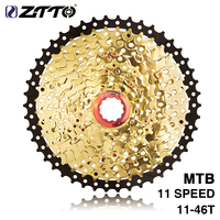 ZTTO 11 46T MTB Mountain Bike Bicycle Parts 11 11v 22s 11 Speed Freewheel Cassette For