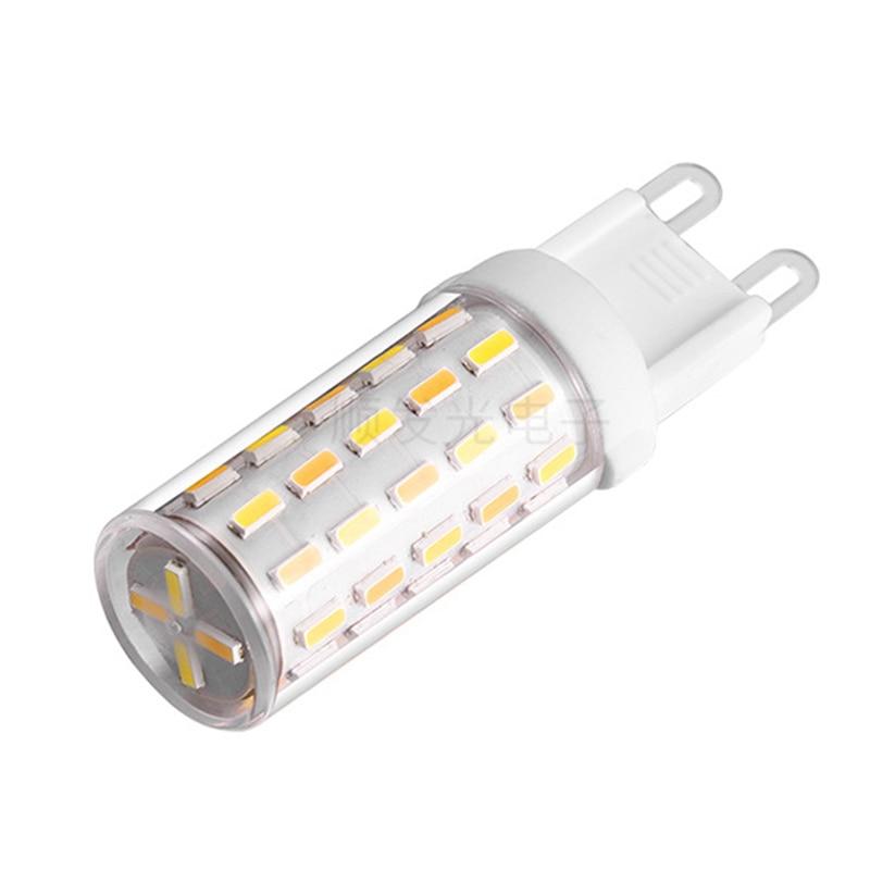 Claite G9 Super Bright Led Bulbs 2.5w White 42 Smd 3528 Corn Light Ac 220-240v 360 Degree Beam Angle Led Bulbs & Tubes Light Bulbs