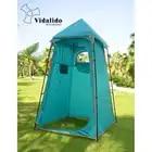 Vidalido alta calidad 120*120*220 CM al aire libre ducha playa cambio de baño tienda de campaña