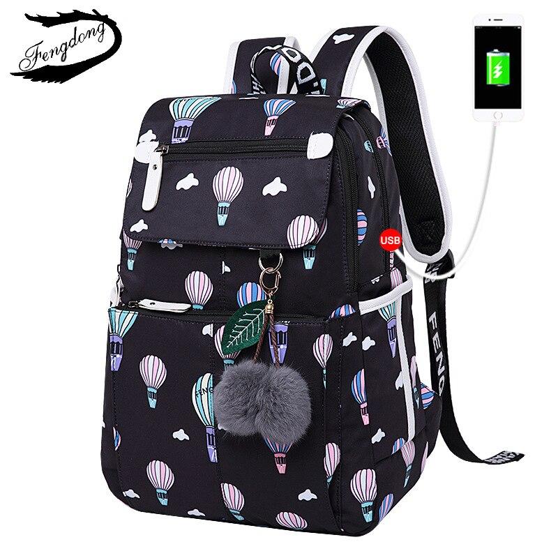 2019 New Women Emoji Shoulder Bag Best Travel Women Backpack Female Printing Waterproof School Knapsack Mochila Bagpack Pack #3