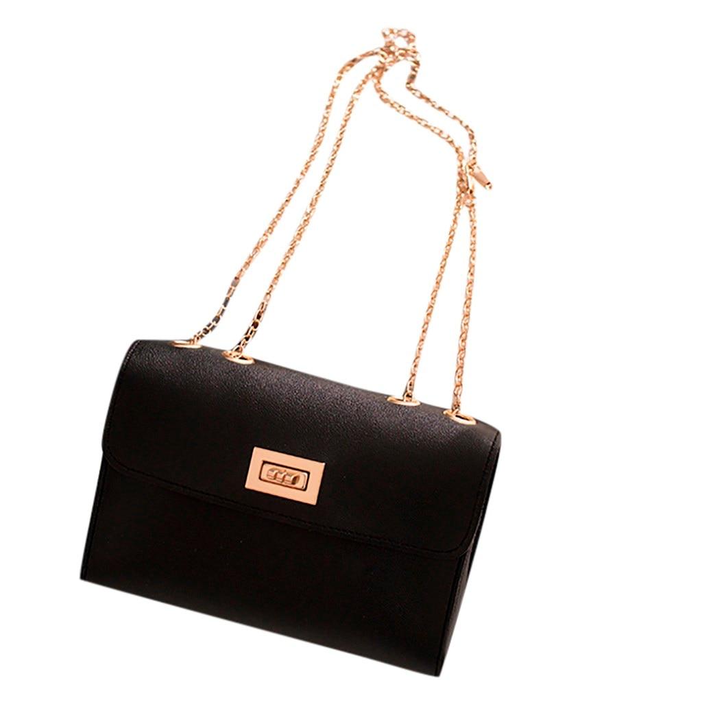 Shoulder Bag For Women Fashion Vintage Chain Letter Messenger Bags Ladies Mobile Phone Hand Bags Luxury Handbags Bolsos Mujer