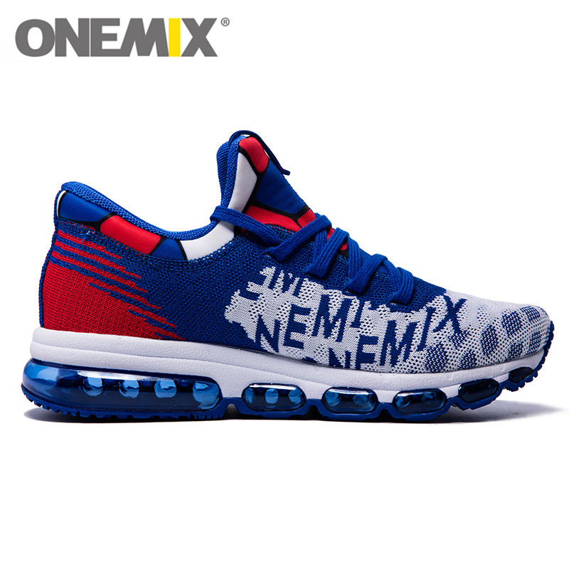 Newest onemix High Air Mens Running Shoes Sport Sneakers Winter Comfortable Ankle Boots Athletic Jogging Trainers