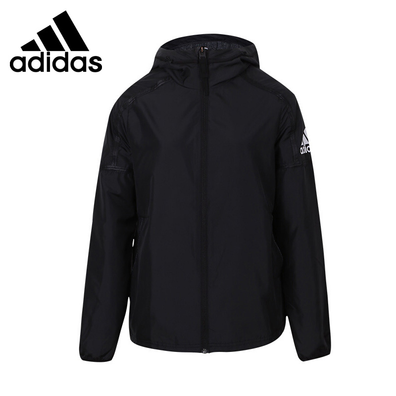 Original New Arrival  Adidas WB ID IN&OUT Womens  jacket Hooded SportswearOriginal New Arrival  Adidas WB ID IN&OUT Womens  jacket Hooded Sportswear