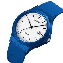 SKMEI Top Brand Students Watch Fashion Trendy Quartz 50m Waterproof Unisex Casual Sport Models Relogio Watches