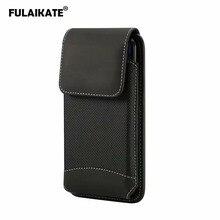 FULAIKATE Opaco Panno Sacchetto Del Telefono Universale per Xiao mi mi Max2 della Vita Del Sacchetto Del Sacchetto Per Huawei Honor 8X Max DI Affari di Sport tasca per Note9