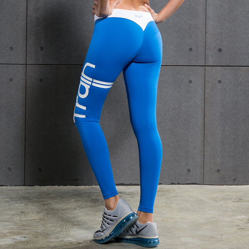 Women Leggings Yoga Pants Push Up Pants Sexy Hips Fitness Running Leggings Quick Dry Elastic XL Trousers