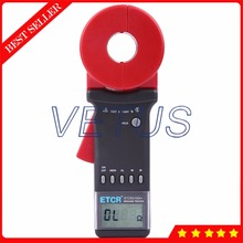 Best price ETCR2100A+ Digital earth resistance measurement of loop resistance tester meter