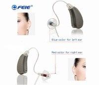2PCS/lot Elderly Digital Hearing Aids MY 19S 6 Channel Mini Headphone Amplifier best selling from aliexpress